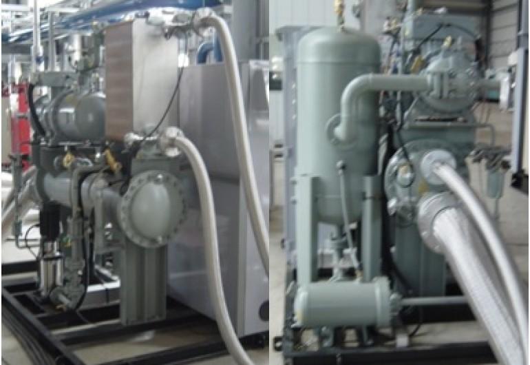 熱水餘熱回收ORC機組  10kW - 中國北京